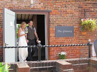 Granary Wedding Barn in Lincolnshire